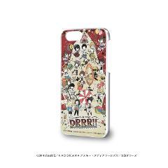ハードケース(iPhone6/6s/7/8兼用)「デュラララ!!×2」02/1枚絵デザイン サーカスver.(グラフアート)の商品サムネイル