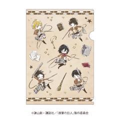 クリアファイル「進撃の巨人 Season 3」01/調査兵団(グラフアート)