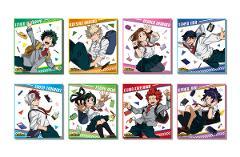 【BOX】僕のヒーローアカデミア カラフル箔ミニ色紙コレクション