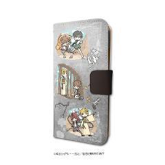 手帳型スマホケース(iPhone6/6s/7/8兼用)「最遊記RELOAD BLAST」03/グレー 場面写ver.(グラフアート)の商品サムネイル