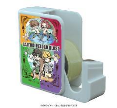キャラテープカッター「最遊記RELOAD BLAST」04/4人集合 場面写ver.(グラフアート)の商品サムネイル