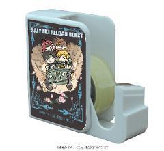 キャラテープカッター「最遊記RELOAD BLAST」02/4人集合 ジープ 場面写ver.(グラフアート)の商品サムネイル
