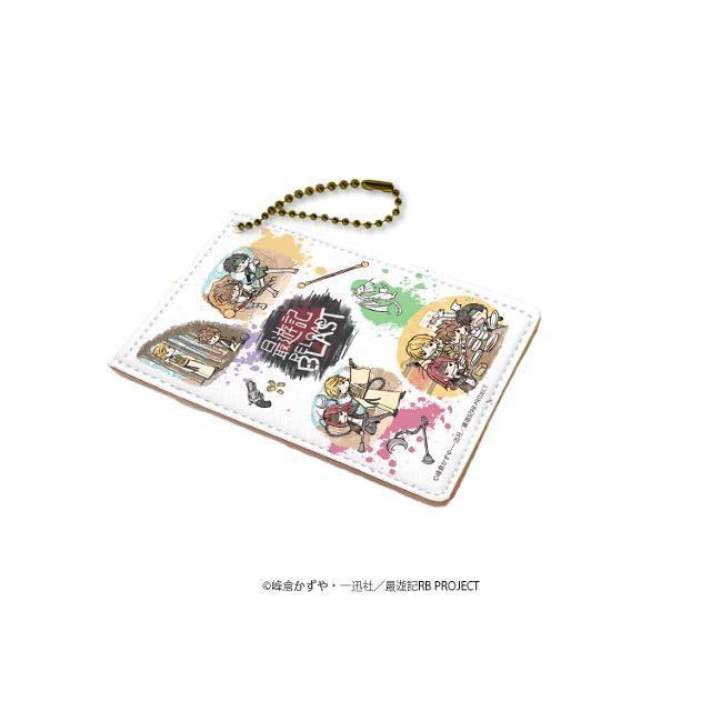 キャラパス「最遊記RELOAD BLAST」05/ホワイト 場面写ver.(グラフアート)の商品画像