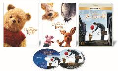 【Blu-ray+DVD】プーと大人になった僕 MovieNEXの商品サムネイル