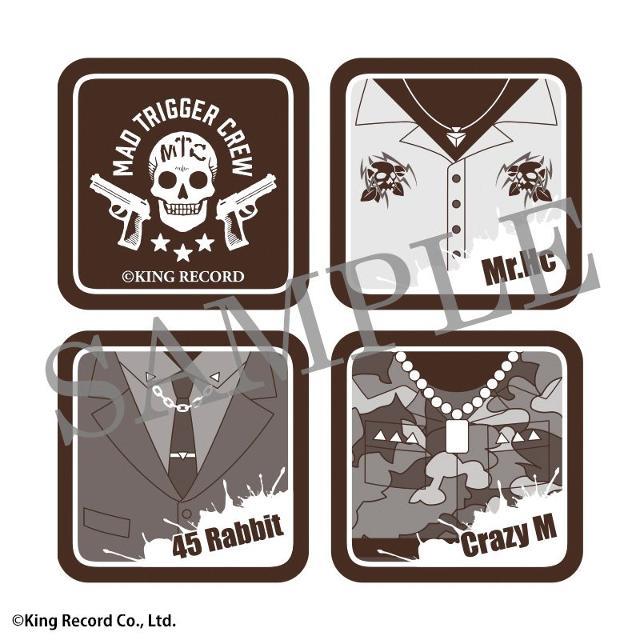 ヒプノシスマイク -Division Rap Battle- チョコレート YOKOHAMA DIVISIONの商品画像