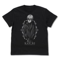 東京喰種:re 金木 研 Tシャツ 黒山羊Ver./BLACK-S