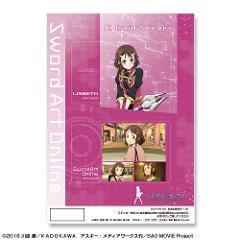 ソードアート・オンライン ICカードステッカーVer.2 デザイン05 リズベット