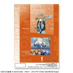 ソードアート・オンライン ICカードステッカーVer.2 デザイン04 シリカ