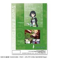 ソードアート・オンライン ICカードステッカーVer.2 デザイン03 リーファ