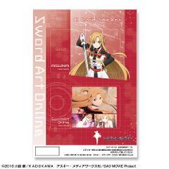 ソードアート・オンライン ICカードステッカーVer.2 デザイン02 アスナ