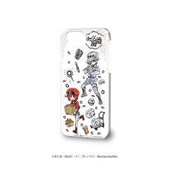 ハードケース(iPhone6/6s/7/8兼用)「はたらく細胞」01/白血球&赤血球(グラフアートデザイン)