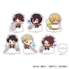 【BOX】フォトきゃらコレクション「進撃の巨人 Season 3」01(全6種)