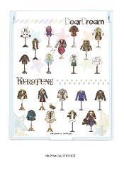 デカキャラミラー「ドリフェス!R」01/DearDreame&KUROFUNE 衣装デザイン(グラフアート)の商品サムネイル