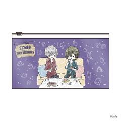 キャラビニールポーチ「スタンドマイヒーローズ」04/兄弟 周年ver. (グラフアート)の商品サムネイル