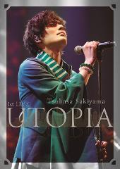 【DVD】崎山つばさ1st LIVE -UTOPIA- CD付きの商品サムネイル