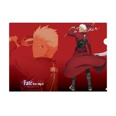 劇場版「Fate/stay night [Heaven's Feel]」アーチャー コレクションクリアファイル
