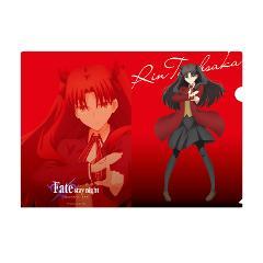 劇場版「Fate/stay night [Heaven's Feel]」遠坂凛 コレクションクリアファイル