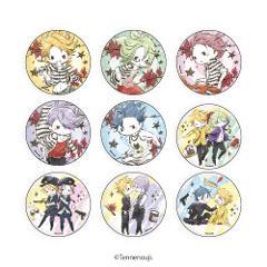 【BOX】缶バッジ「ラッキードッグ1」03(全9種)(グラフアート)の商品サムネイル