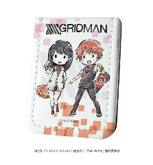 レザーフセンブック「SSSS.GRIDMAN」01/響裕太&宝多六花(グラフアート)の商品サムネイル