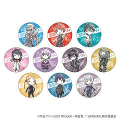 【BOX】缶バッジ「SSSS.GRIDMAN」01(全10種)(グラフアート)の商品サムネイル