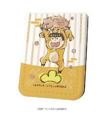 レザーフセンブック「おそ松さん」09/十四松 イノシシVer.(グラフアート)