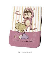 レザーフセンブック「おそ松さん」08/一松 イノシシVer.(グラフアート)