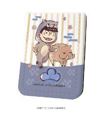 レザーフセンブック「おそ松さん」06/カラ松 イノシシVer.(グラフアート)