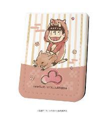 レザーフセンブック「おそ松さん」05/おそ松 イノシシVer.(グラフアート)