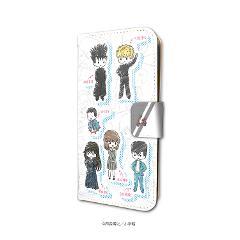 手帳型スマホケース(iPhone6/6s/7/8兼用)「今日から俺は!!」01/集合デザイン(グラフアート)の商品サムネイル