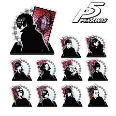 【BOX】ペルソナ5トレーディングアクリルスタンド(コープver.A)