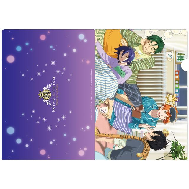 KING OF PRISM -Shiny Seven Stars- クリアファイル Bの商品画像