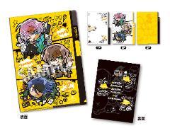 ぴた!でふぉめ ヒプノシスマイク -Division Rap Battle- 3ポケットクリアファイル Fling Posse Vol.2の商品サムネイル