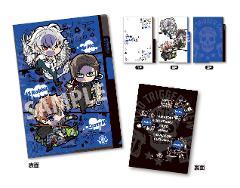 ぴた!でふぉめ ヒプノシスマイク -Division Rap Battle- 3ポケットクリアファイル MAD TRIGGER CREW Vol.2の商品サムネイル