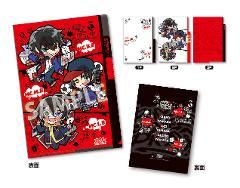 ぴた!でふぉめ ヒプノシスマイク -Division Rap Battle- 3ポケットクリアファイル Buster Bros!!! Vol.2