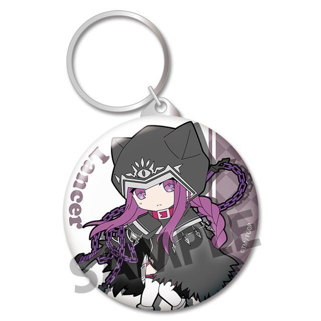 【5個】ぴくりる! Fate/Grand Order 缶キーホルダーコレクション Vol.5の商品画像