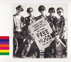 【アルバム】Kis-My-Ft2「FREE HUGS!」(通常盤) の商品サムネイル