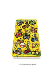 キャラチャージN「ペルソナ4 ザ・ゴールデン」01/キャラデザイン イエロー(グラフアート)の商品サムネイル