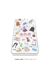 キャラチャージN「化物語」01/モチーフちりばめデザイン ライトブルー(グラフアート)の商品サムネイル