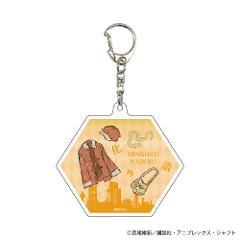アクリルキーホルダー「化物語」05/千石撫子(グラフアート)の商品サムネイル