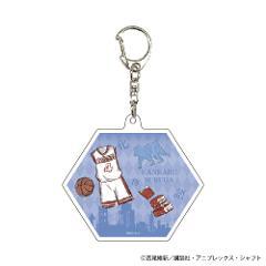 アクリルキーホルダー「化物語」04/神原駿河(グラフアート)の商品サムネイル
