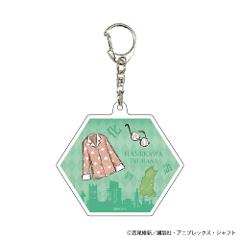 アクリルキーホルダー「化物語」02/羽川翼(グラフアート)の商品サムネイル