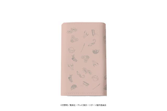 キャラキーケース「家庭教師ヒットマン REBORN!」01/モチーフデザイン ピンク(グラフアート)の商品画像