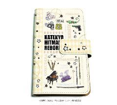 手帳型マルチケース「家庭教師ヒットマン REBORN!」01/モチーフデザイン(グラフアート)の商品サムネイル
