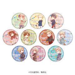 【BOX】缶バッジ「ヘタリア World☆Stars」01(全10種)