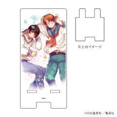 スマキャラスタンド「ヘタリア World☆Stars」01/花びら ホワイトの商品サムネイル