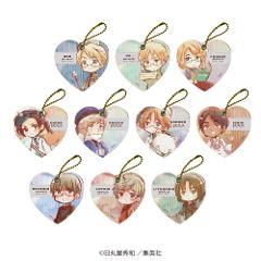 【BOX】キャラレザーチャーム「ヘタリア World☆Stars」02(全10種)の商品サムネイル