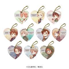 【BOX】キャラレザーチャーム「ヘタリア World☆Stars」01(全10種)の商品サムネイル
