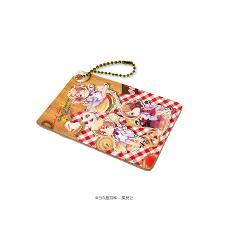 キャラパス「ヘタリア World☆Stars」03/食べ物 チェック柄の商品サムネイル