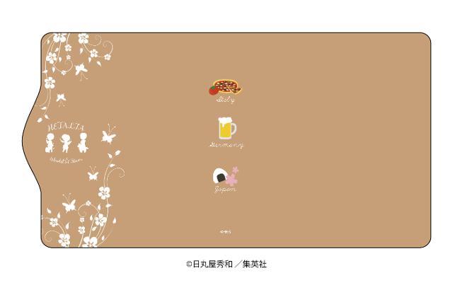 キャラキーケース「ヘタリア World☆Stars」01/レッドの商品画像