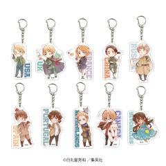 【BOX】アクリルキーホルダー「ヘタリア World☆Stars」02(全10種)の商品サムネイル